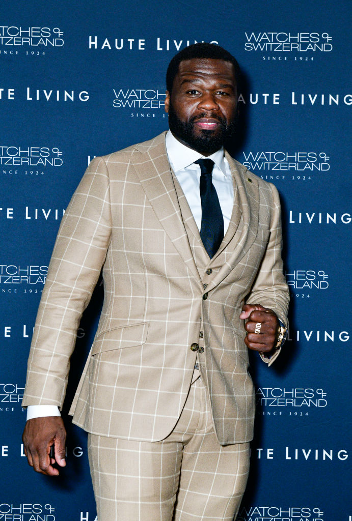 Haute Living Celebrates 50 Cent With Watches Of Switzerland
