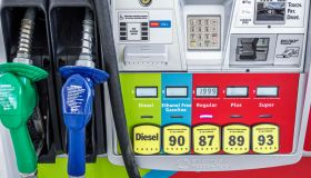 Florida, Cape Coral, Wawa gas station pump