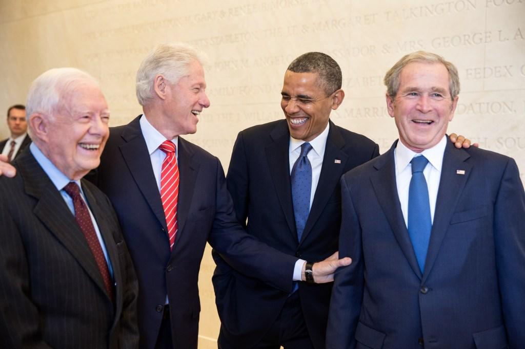 US president Barack Obama - April 2013