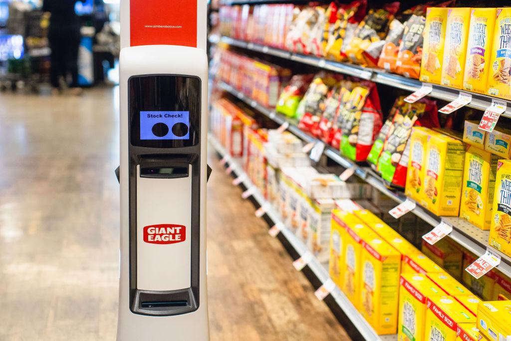 Supermarket Survival Means Matching Amazon