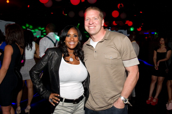 2012 BET Awards - After Party