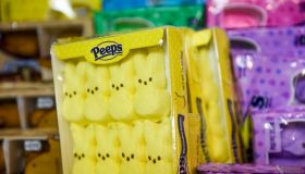 Easter Candy At Candy Shop In Pennsylvania