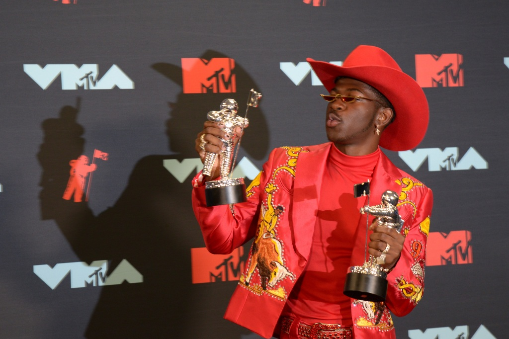 2019 MTV VMA Press Room
