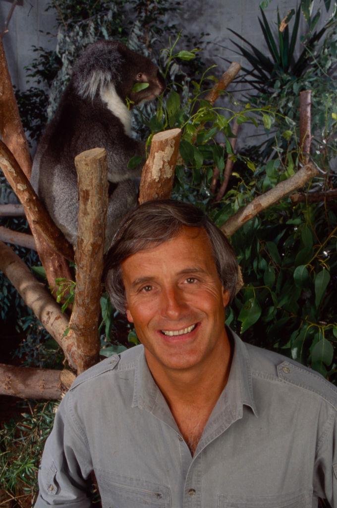 Jack Hanna Promotional Photo