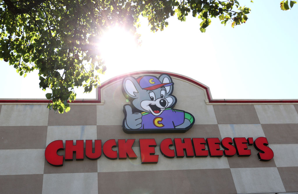 Pizza Chain Chuck E. Cheese Files For Bankruptcy Protection