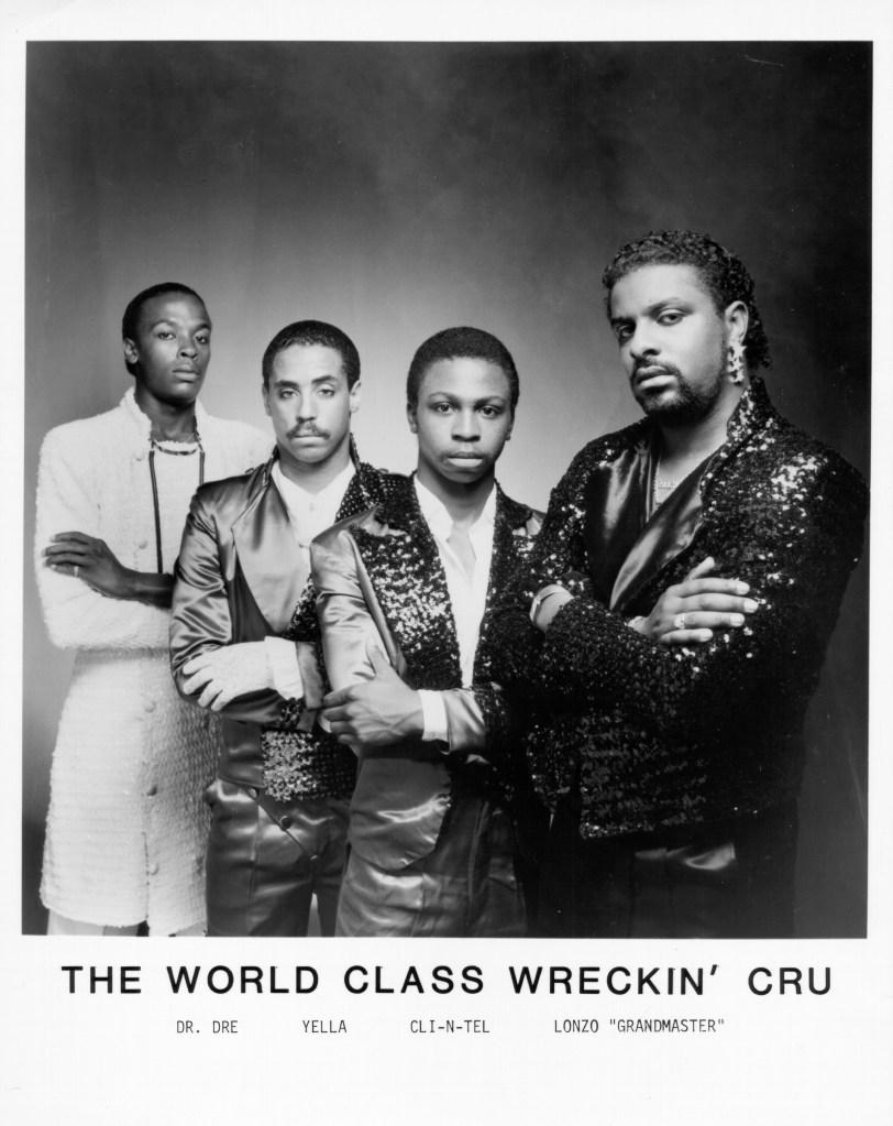 World Class Wreckin' Cru