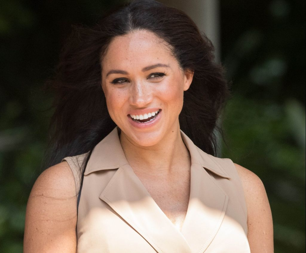 Meghan, Duchess of Sussex at the University of Johannesburg, South Africa