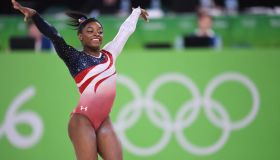 Olympic gymnast Simone Bilesâ brother charged in Ohio triple murder: report