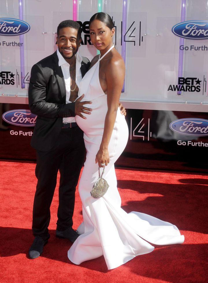 Omarion and Apryl Jones - Love & Hip Hop Hollywood