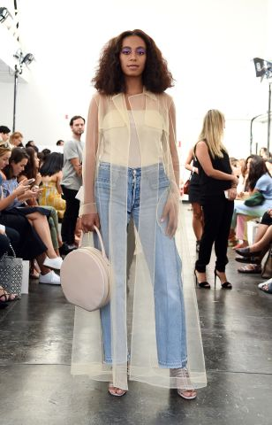 Creatures of Comfort - Front Row - September 2016 - New York Fashion Week