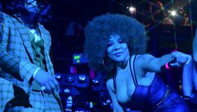 T.I. and Tiny Kenny Burns Cassette party