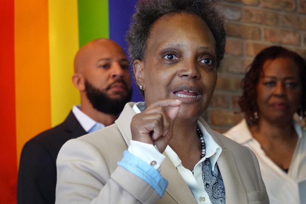 Local Politicians Kick Off Pride Month In Chicago