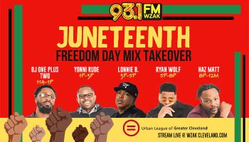 Juneteenth Freedom Day Mix Takeover
