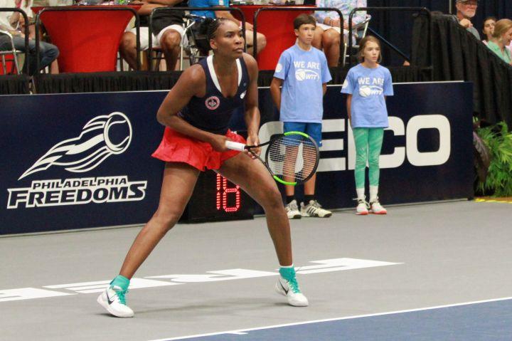 2019 World TeamTennis season: Philadelphia Freedoms v Washington Kastles