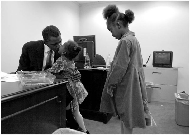 President, Husband, Father