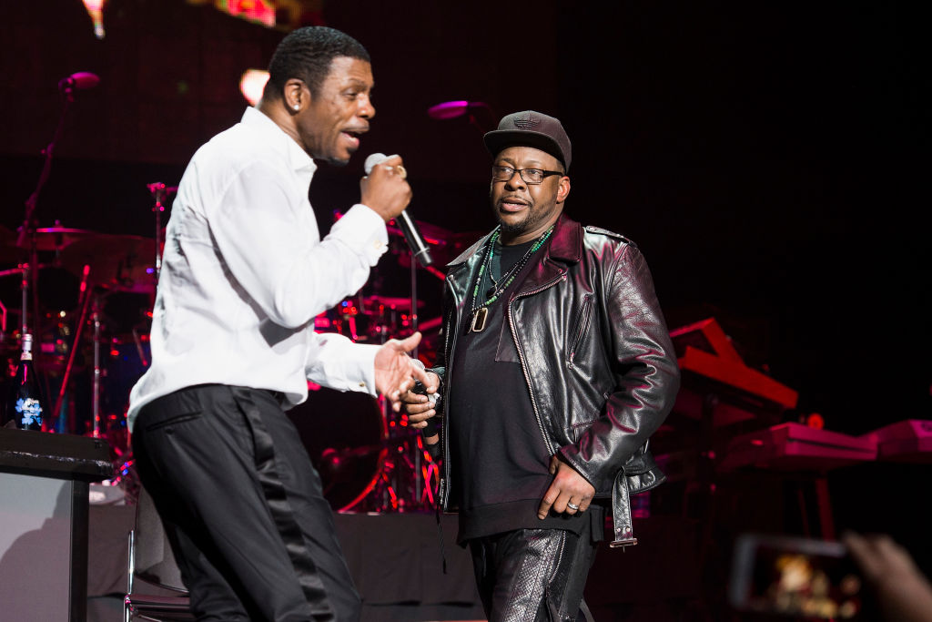 Valentine's Music Festival: Keith Sweat, Bobby Brown and El Debarge