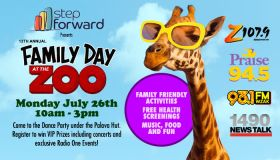 Famiyl Day at the Zoo 2021