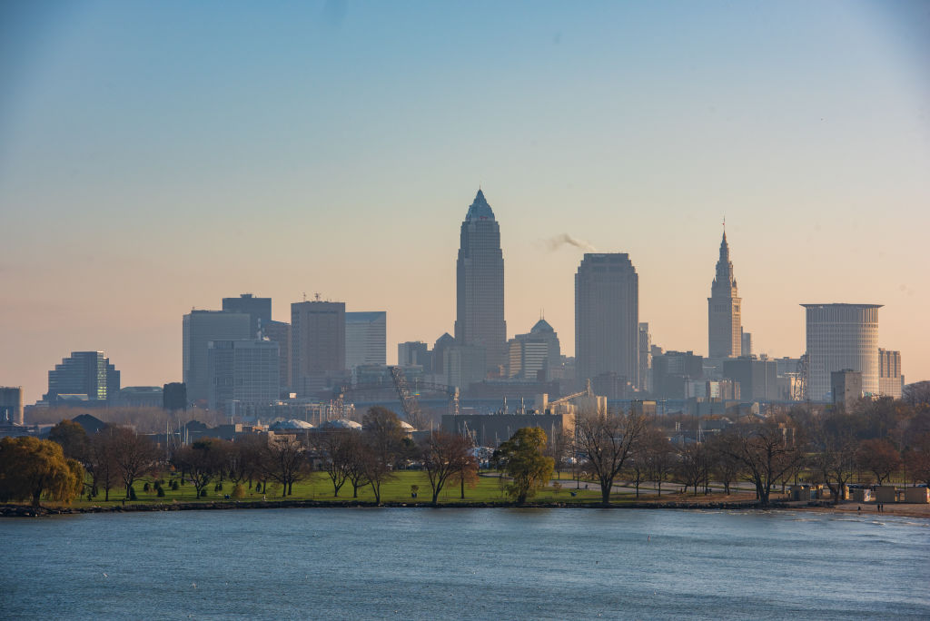 Cleveland As Ohio Covid-19 Cases Surge