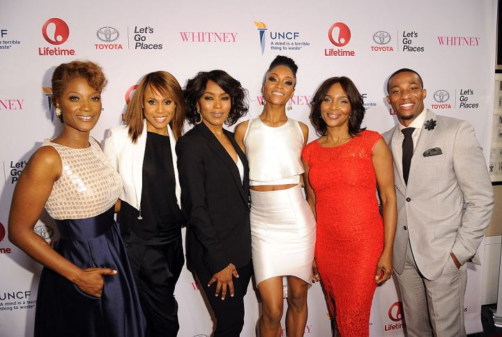 Red carpet premiere Of Lifetime's 'Whitney'