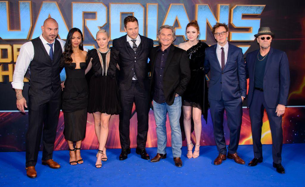 Guardians of the Galaxy Vol. 2 Premiere - Arrivals