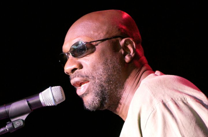 Isaac Hayes In Concert - Concord CA 2004