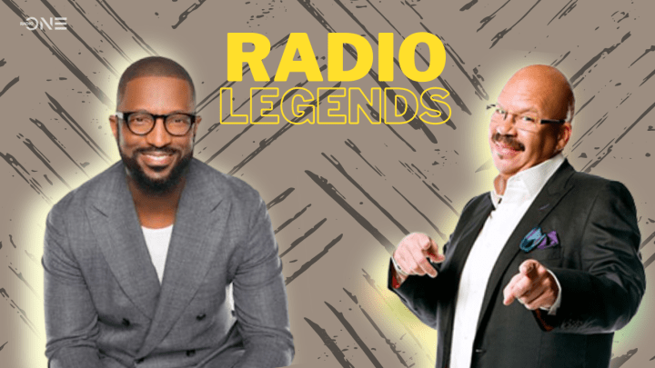 Radio Legends: Rickey Smiley and Tom Joyner
