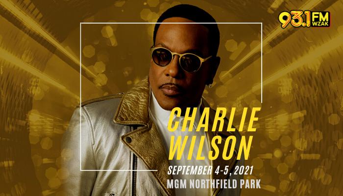 Charlie Wilson Live