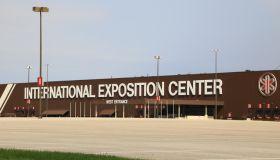 The International Exposition Center, (IX Center)