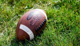 Start Of Season High School Football Practice In Pennsylvania
