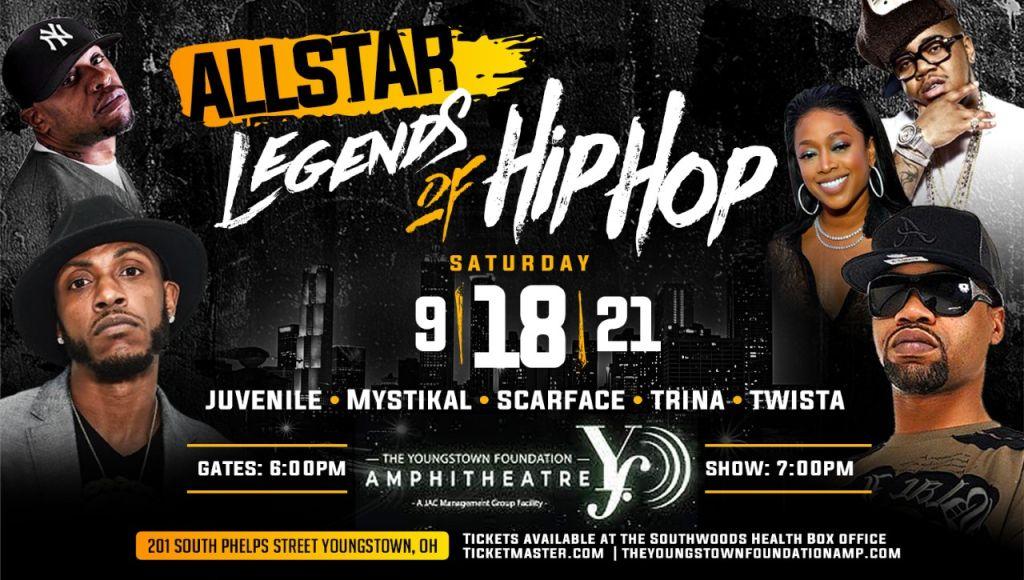 AllStar Legends of Hip-Hop