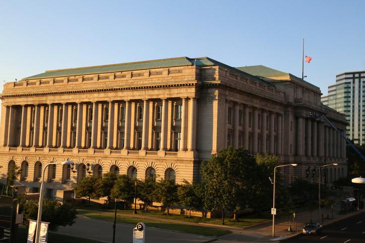 Cleveland City Hall, Cleveland, Ohio, United States, North America