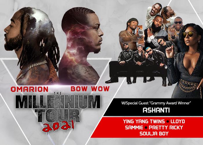 2021 Millennium tour