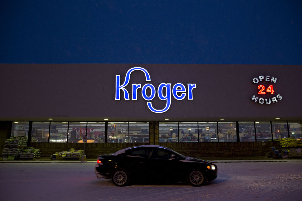Kroger To Sell Convenience Store Operation For $2.15 Billion