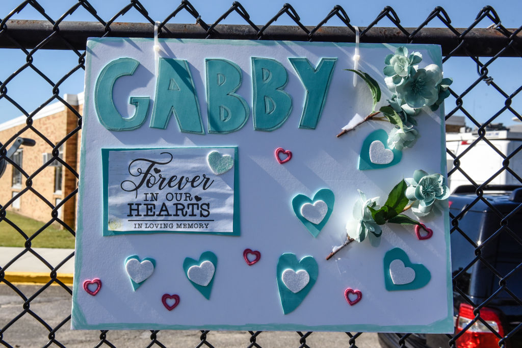 Gabby Petito's Funeral Is Held In Long Island, New York