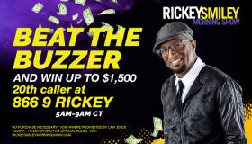 Rickey Smiley Beat the Buzzer