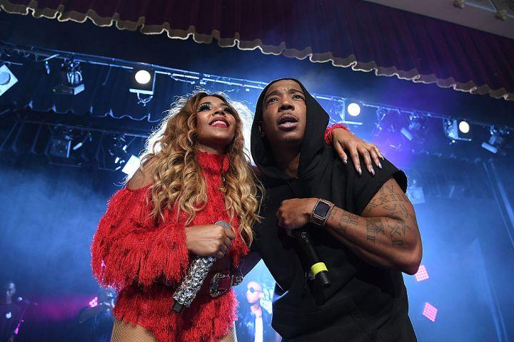 Ja Rule & Ashanti In Concert - Atlanta, Georgia