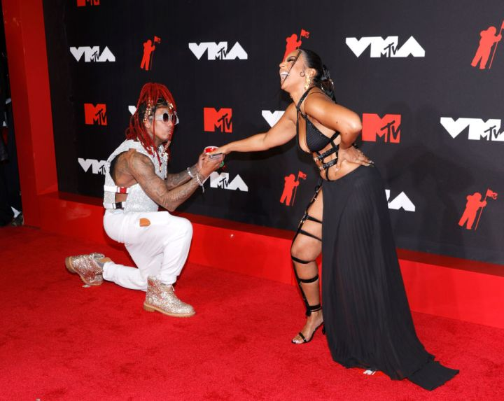 2021 MTV Video Music Awards Red Carpet