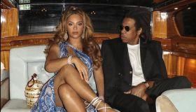 Beyonce on social media
