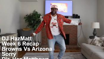 DJ HazMatt NFL Week 6