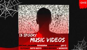 13 Spooky Music Videos